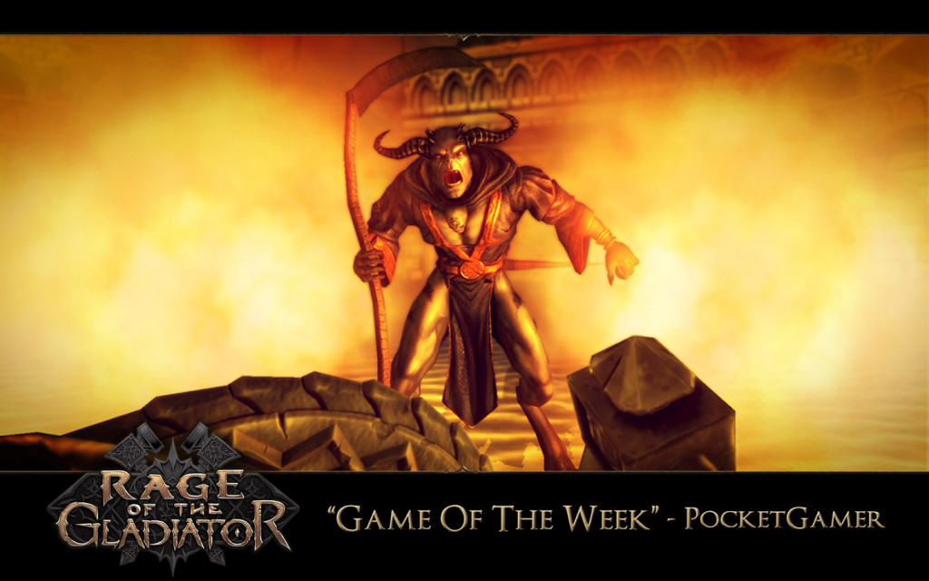Rage of the Gladiator 03