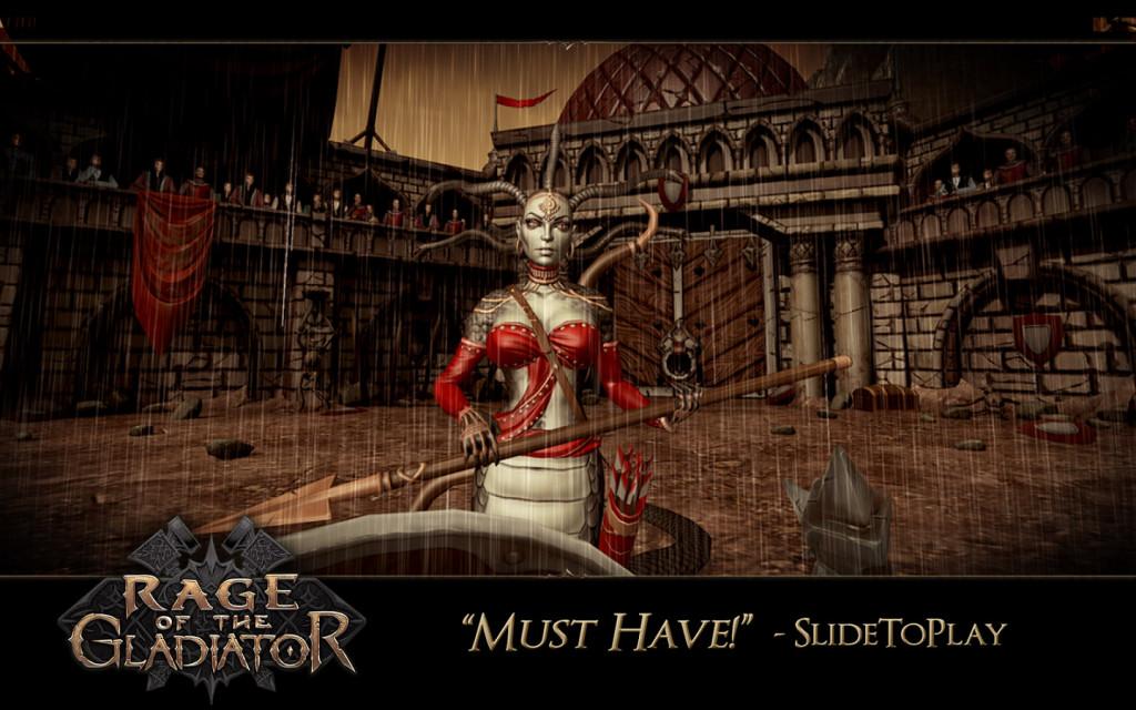 Rage of the Gladiator 04