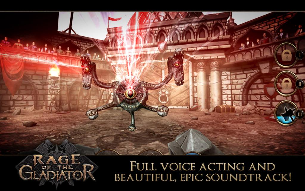 Rage of the Gladiator 05