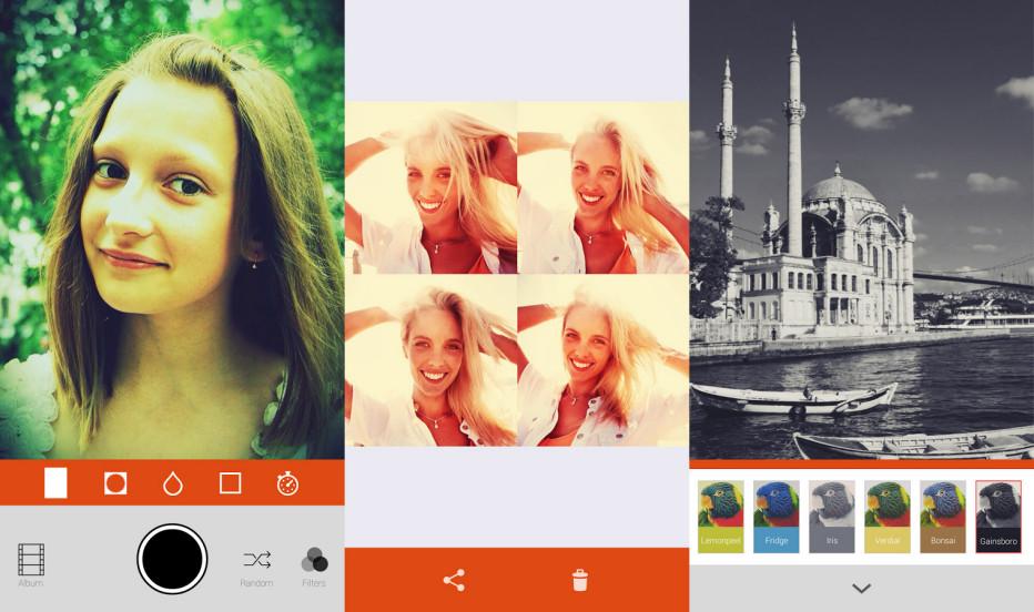 Retrica – App for Selfies
