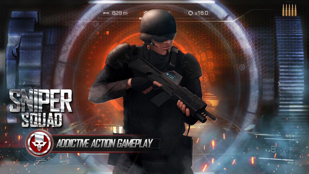 Sniper Squad 03