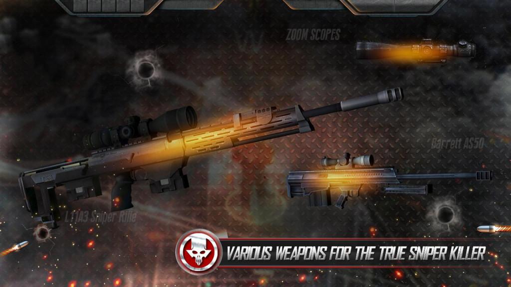 Sniper Squad 08