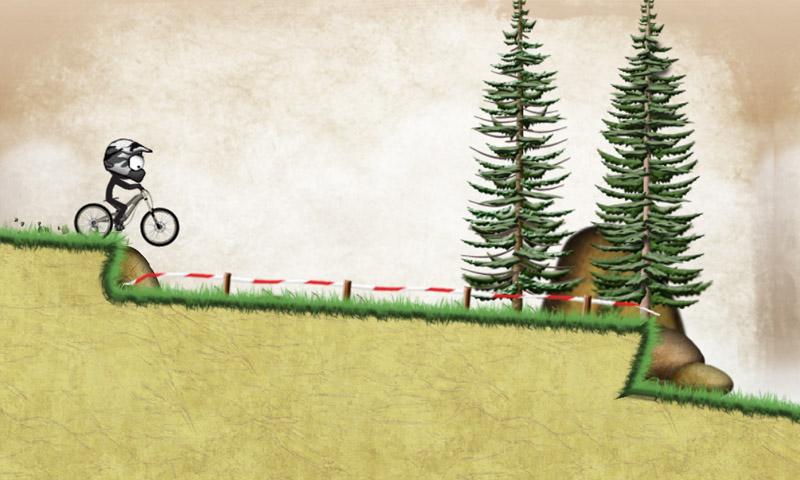 Stickman Downhill 02