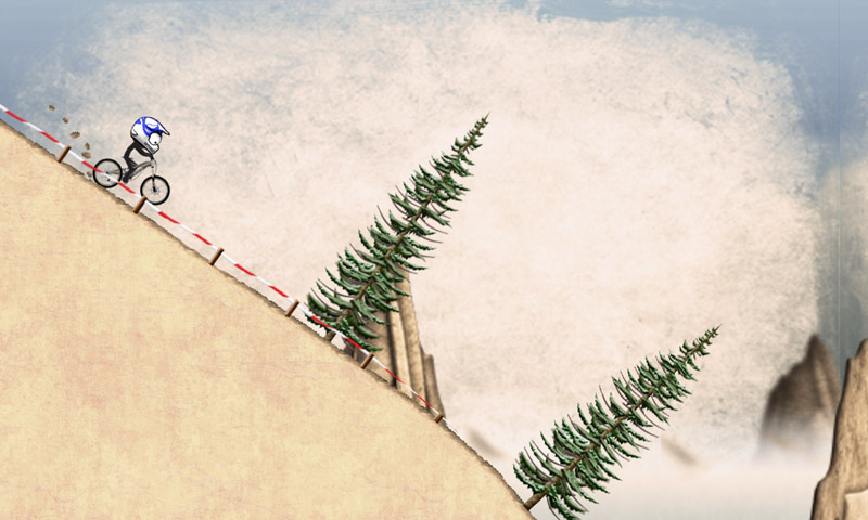 Stickman Downhill 05
