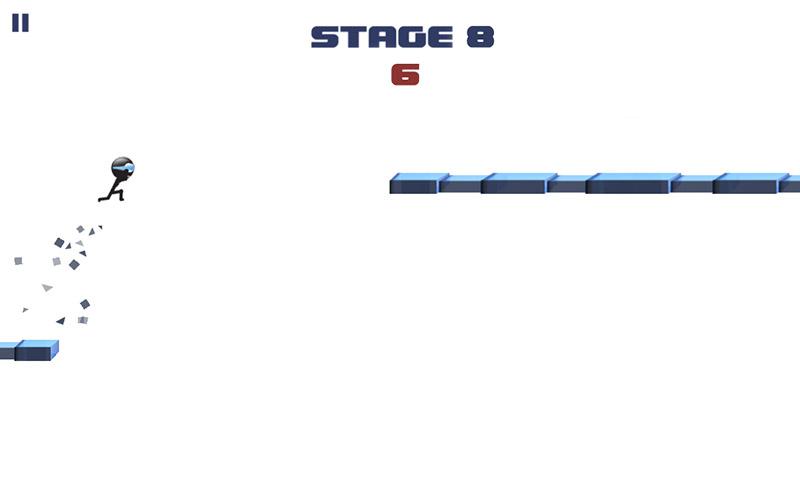 Stickman Impossible Run 02