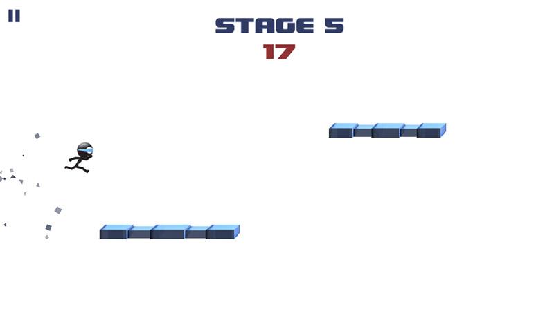Stickman Impossible Run 04
