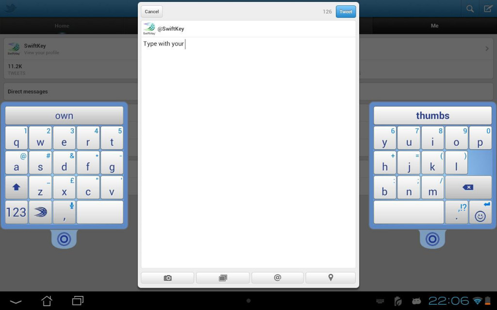 SwiftKey Keyboard 02