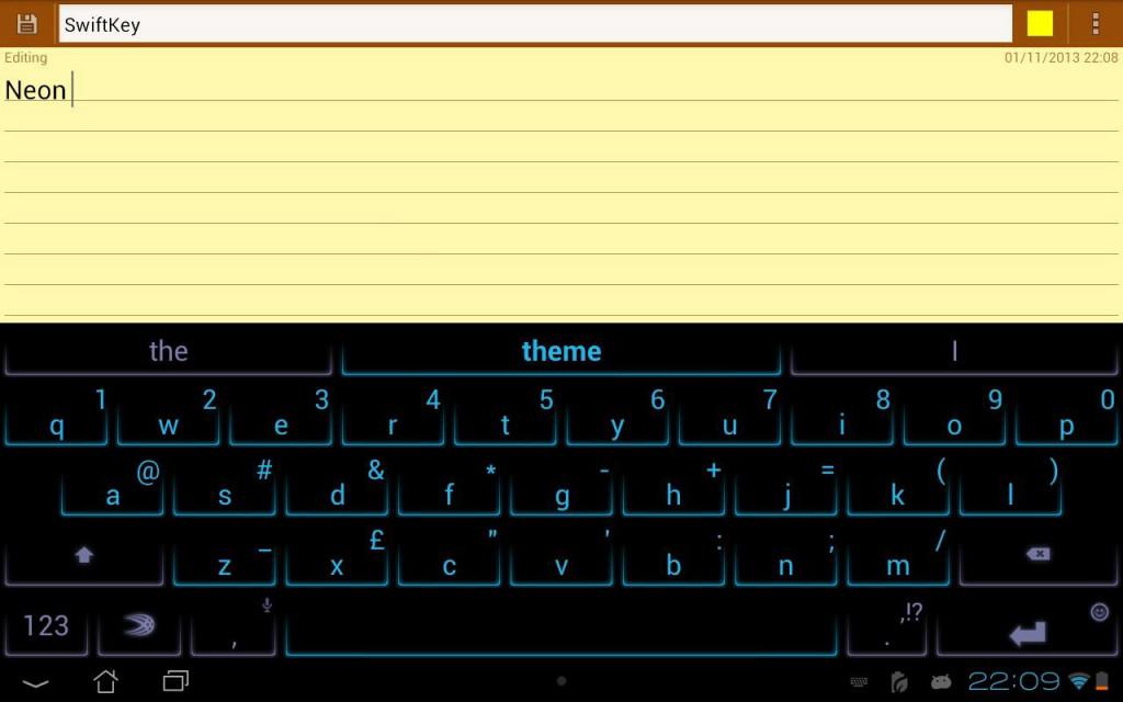 SwiftKey Keyboard 03