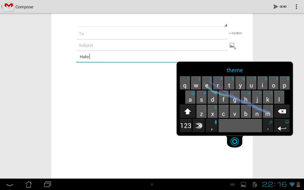 SwiftKey Keyboard 04