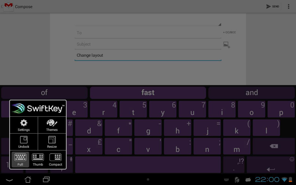 SwiftKey Keyboard 08