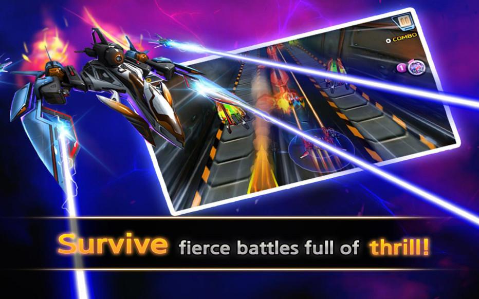 AstroWings2: Legend of Heroes
