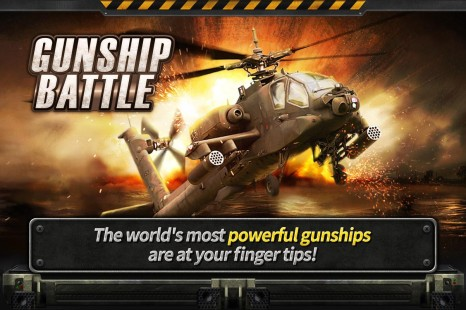 Gunship Battle – Helicopter 3D