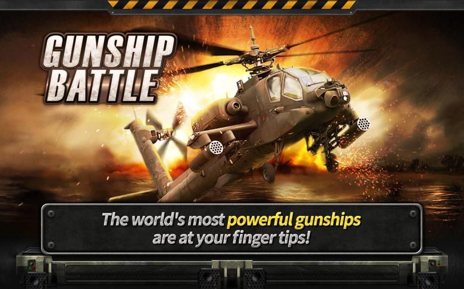 Gunship Battle – Helicopter 3D