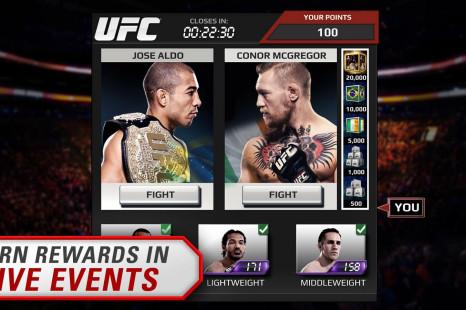 "EA Sports UFC – ""Round 1 – Fight!"""
