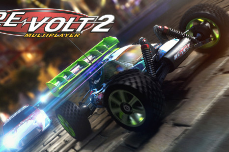 Re-Volt 2 – Multiplayer