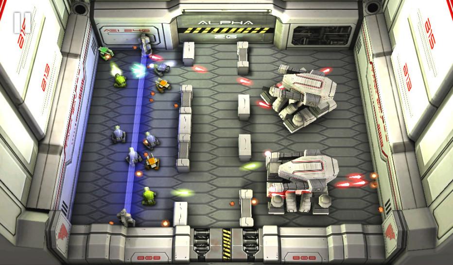 Tank Hero – Laser Wars