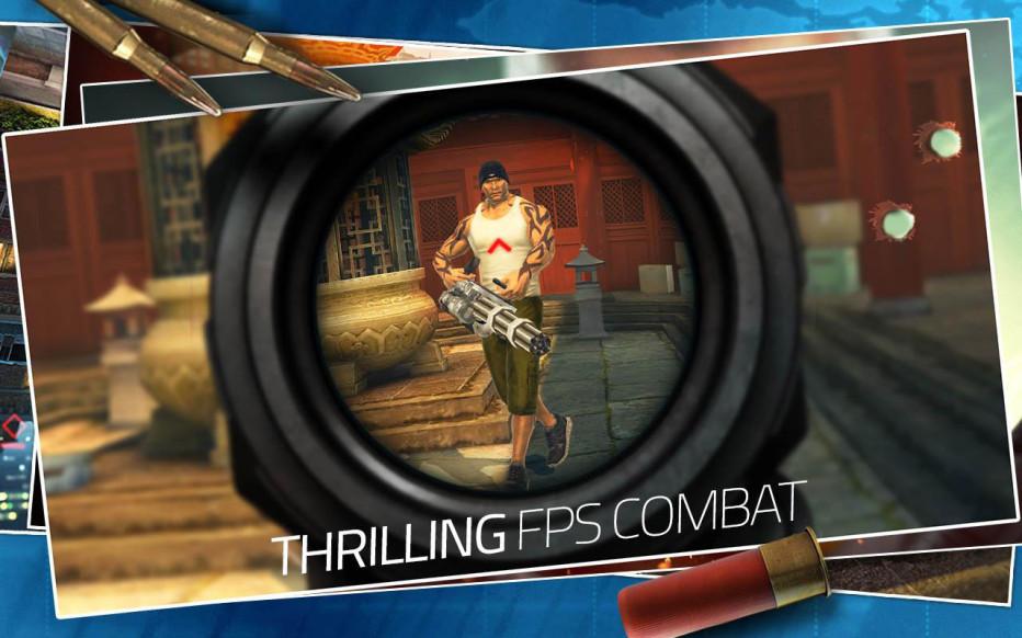 Contract Killer – Sniper