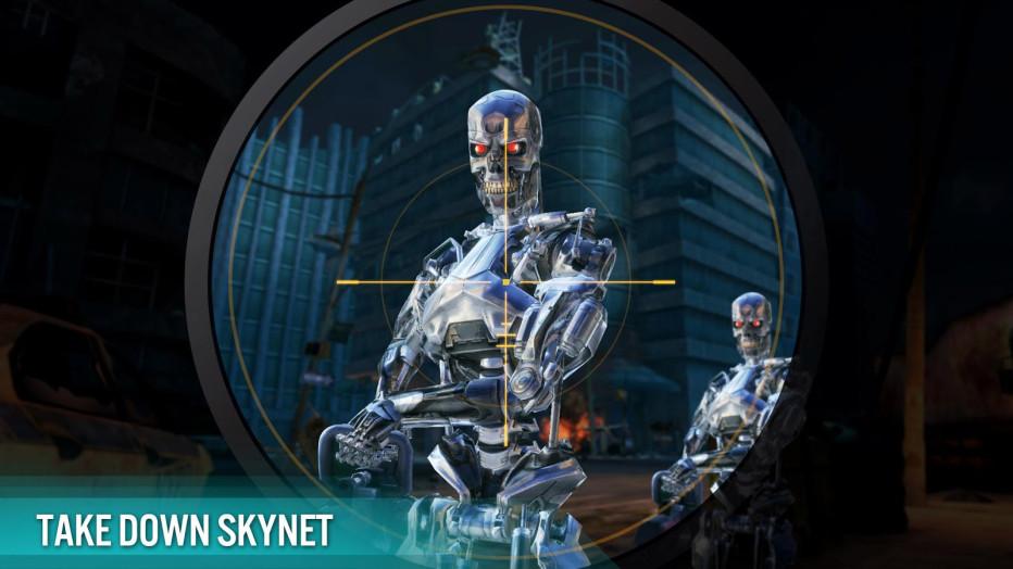 Terminator Genisys – Revolution