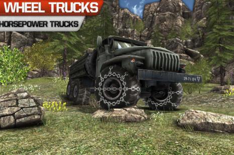 Truck Driver 3D – Offroad