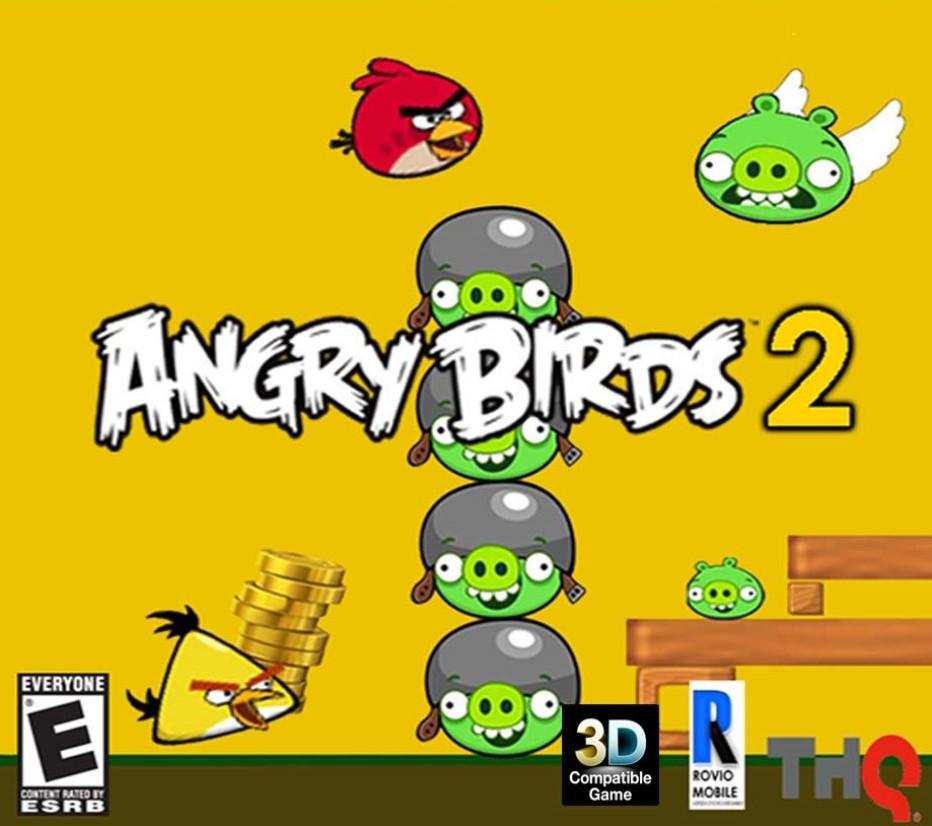 Angry Birds 2 – Eagerly Awaited